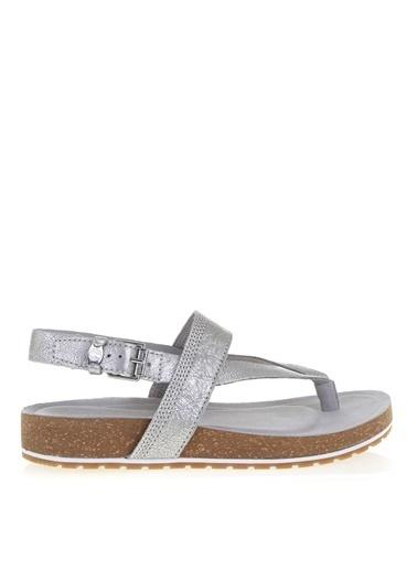 Timberland Sandalet Gümüş
